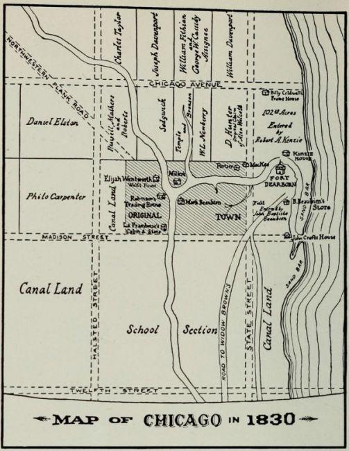 1830 Map